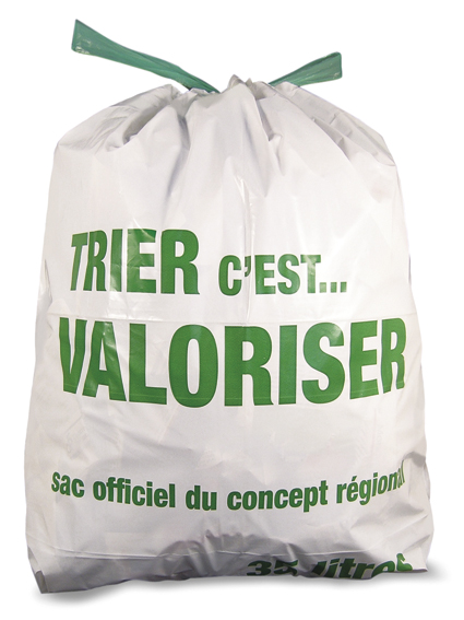 Sac officiel